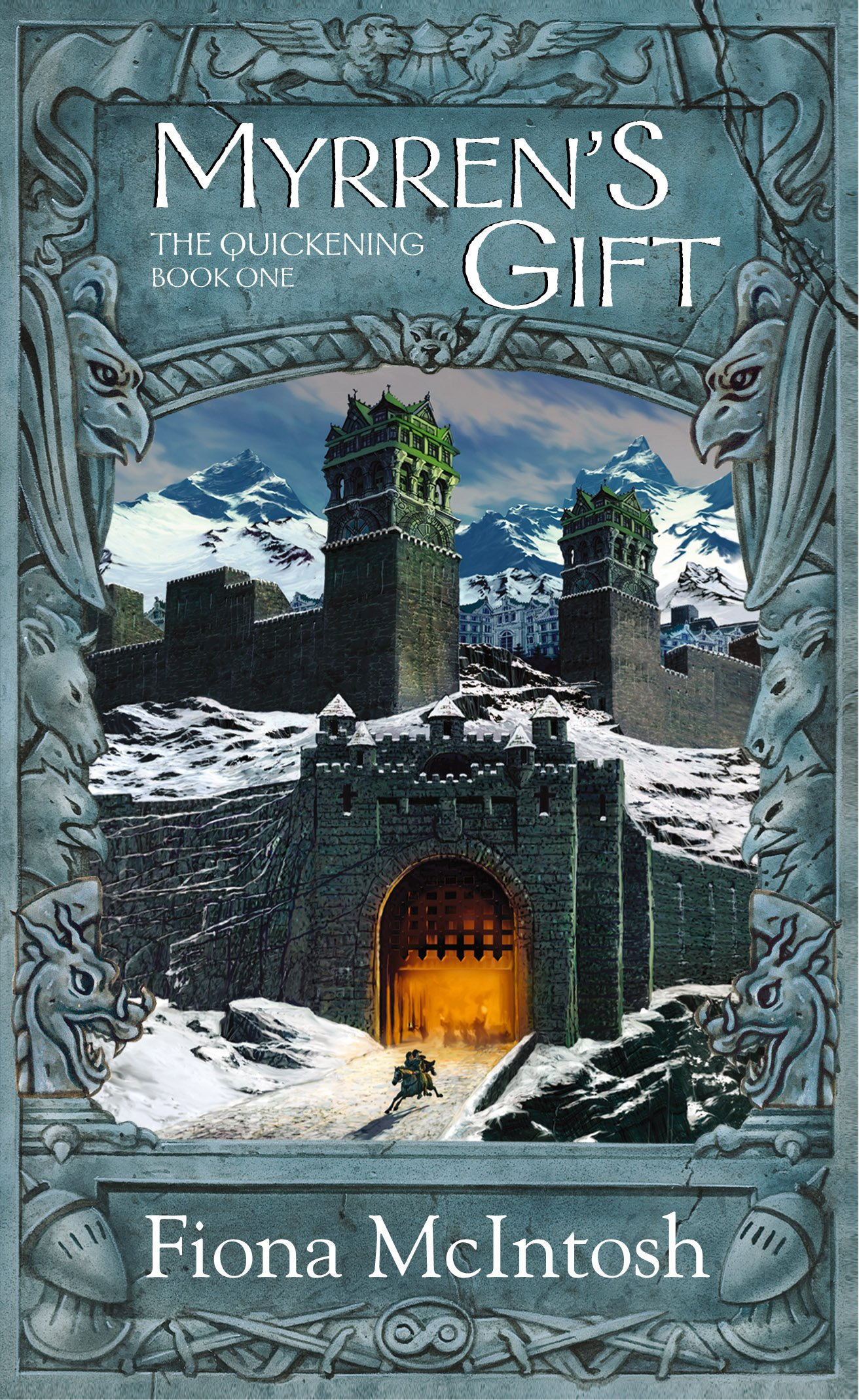 Fiona McIntosh - Myrren's Gift